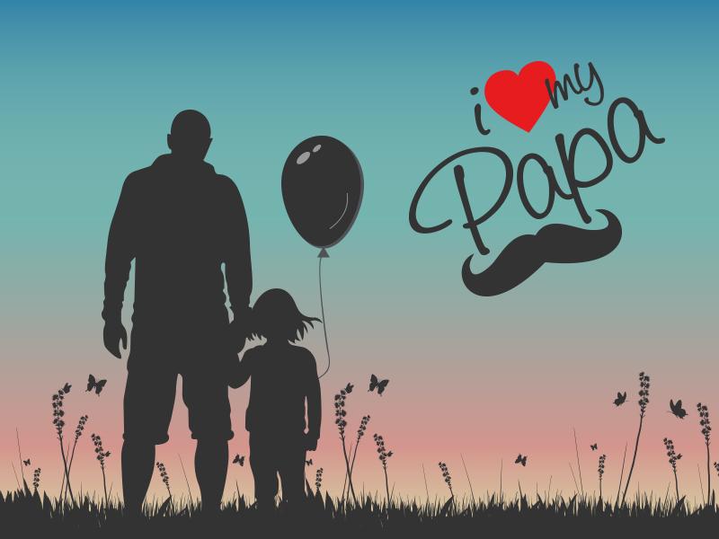 Décoration fête des pères