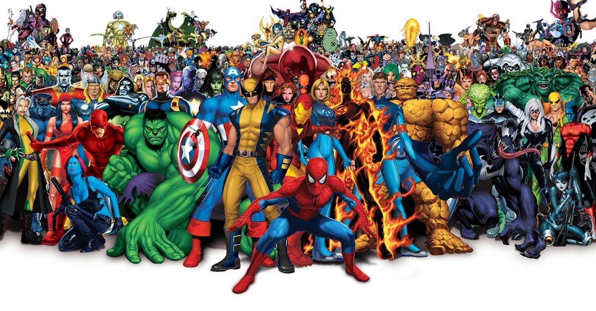 Soirée déguisement super héros